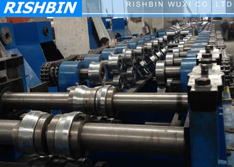 High Speed LGSF Stud Track Steel Frame Roll Forming Machine with Hydraulic Cutting