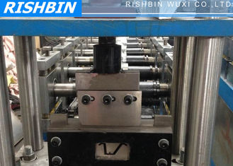 Ceiling Batten Roof Batten Steel Frame Roll Forming Machine Post Cutting