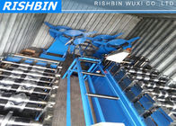 CE and ISO Metal Stud Light Gauge Steel Framing Machines 1.2 mm Thickness